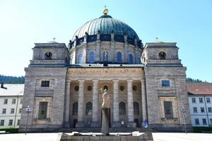 Bild des Kloster St. Blasien Schwarzwald