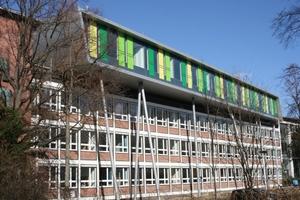 Bild der Wilhelm Maybach Schule Stuttgart