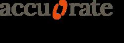 Logo von accurate